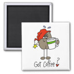 Coffee Lover Gift Magnets