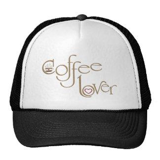 Coffee Lover Trucker Hat