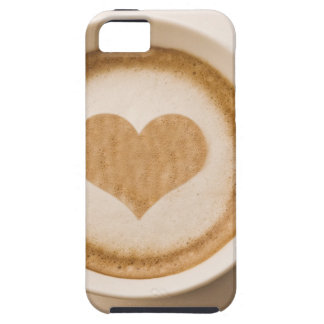 Coffee Lover Heart Iphone 5 case