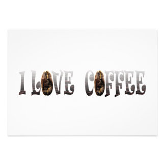 Coffee Lover Personalized Announcements