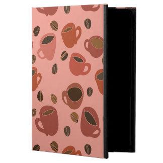 Coffee Lover iPad Air Cover