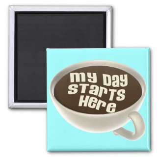 Coffee Lover Magnet