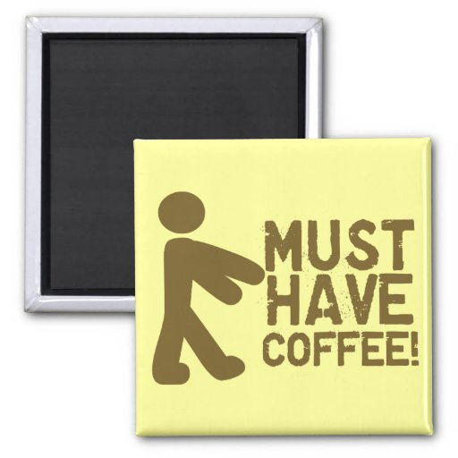 Coffee Lover Magnets