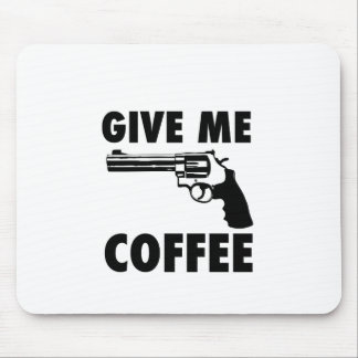 Coffee Lover Mouse Pad
