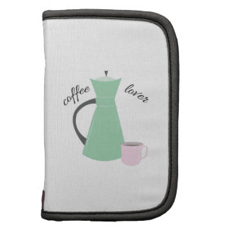 Coffee Lover Planner