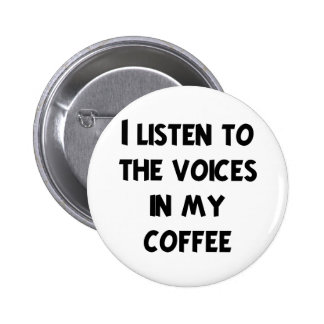 Coffee Lover T-shirts and Gifts Buttons