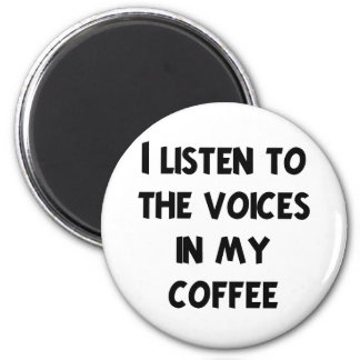 Coffee Lover T-shirts and Gifts 2 Inch Round Magnet
