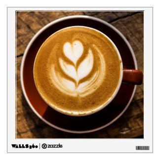Coffee Lover wall decal