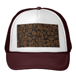 Coffee Lovers Beans Galore Design Trucker Hat
