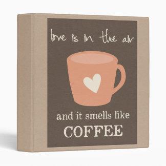 Coffee Lovers Binder