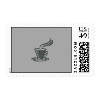 Coffee Lover's Dream #1 Postage Stamp