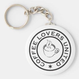 Coffee Lovers Keychain