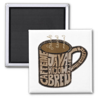 Coffee Lover's Magnet