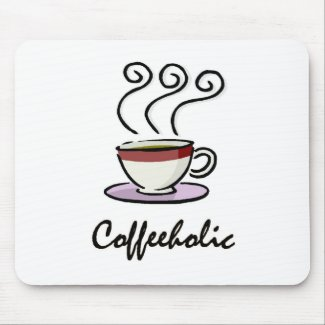 coffee lovers mousepad mousepad