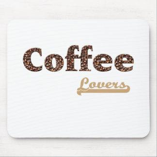 coffee lovers mousepad