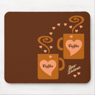 Coffee Lovers mousepad, customize Mouse Pad