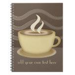 Coffee Lovers Notebook