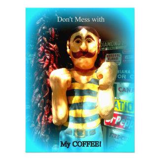 coffee lover's photo print