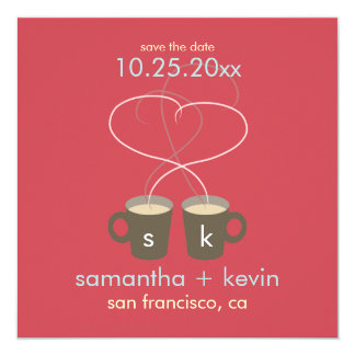 Coffee Lovers Save the Date: Red Card