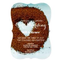 Coffee Lovers UNITE! Invitation