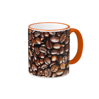 Coffee Lovers Whole Bean Collage Mugs
