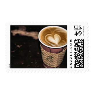 Coffee Lovin' Postage