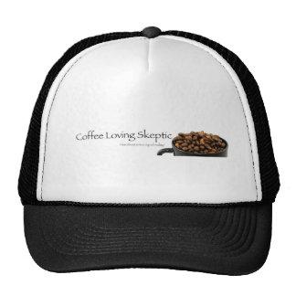Coffee Loving Skeptic stuff! Trucker Hat
