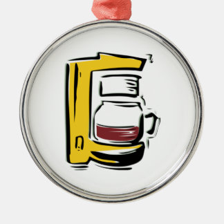 Coffee Maker Ornaments