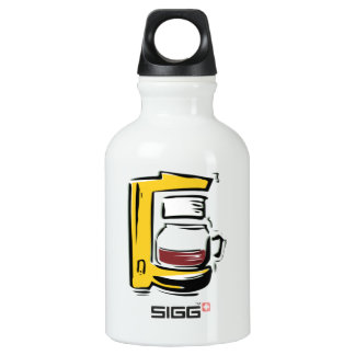 Coffee Maker Water Bottle