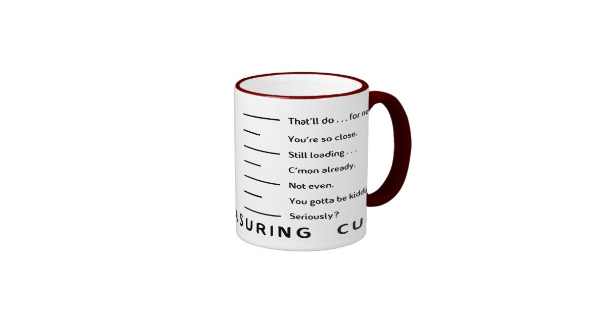 Coffee Measuring Cup Zazzle