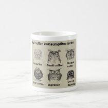 Coffee Meter Coffee Mug