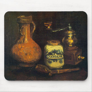 Coffee Mill Mouse Pad