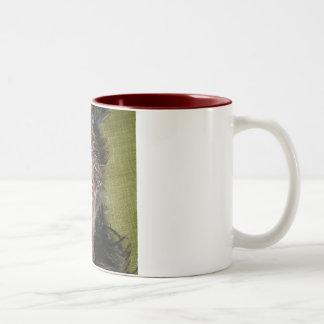 Coffee - mine Two-Tone coffee mug