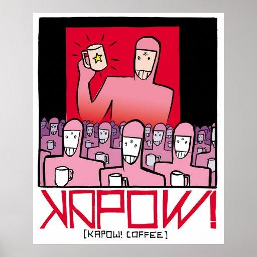 coffee minions print