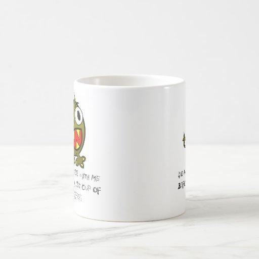 COFFEE MONSTER COFFEE MUGS