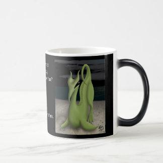 Coffee Monster Magic Mug