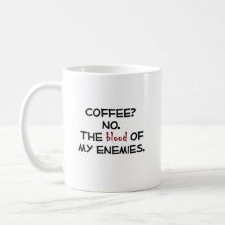Coffee? Classic White Coffee Mug