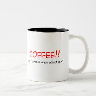 COFFEE!! Mug