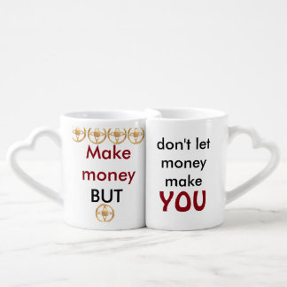 Coffee mug -Africa symbol of Strategy on money