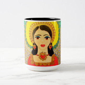 "Coffee mug ""Angel"""