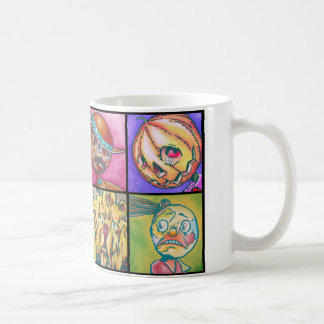 Coffee Mug - Assorted Characters