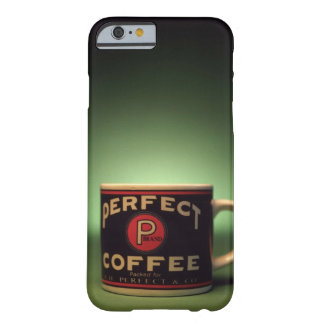 Coffee mug barely there iPhone 6 case