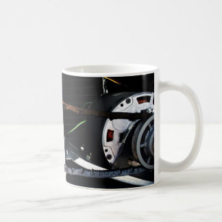 Coffee Mug Belt and Motor