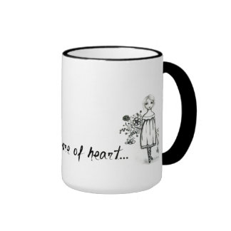Coffee Mug Blessed Are The Pure Of Heart Girl