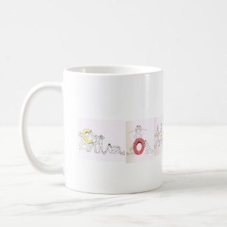 COFFEE Mug by The Letter Carriers