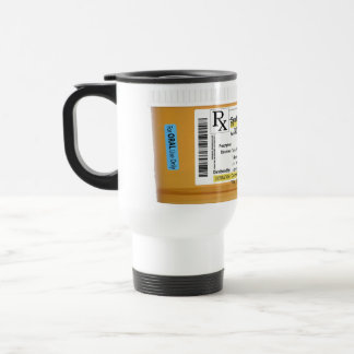 Coffee Mug Customizable Prescription RX Mug