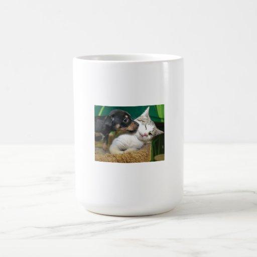 COFFEE MUG(DOG&CAT)