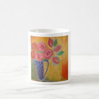 COFFEE MUG - DOTTY VASE