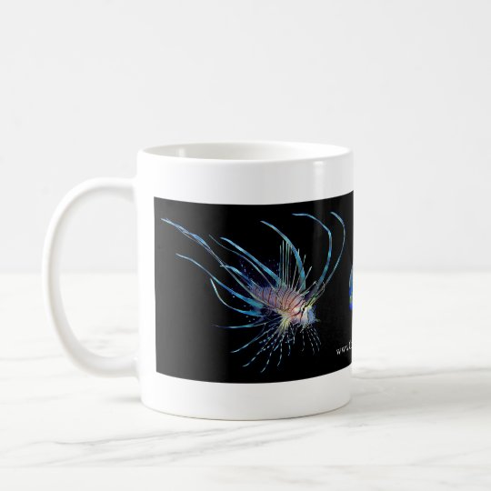 Coffee Mug Fish