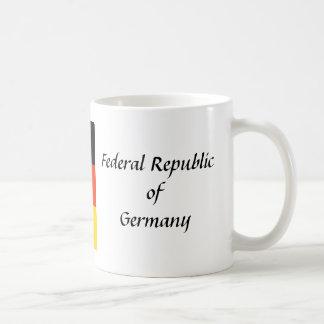 Coffee Mug - Flag - Federal Republic of Germany